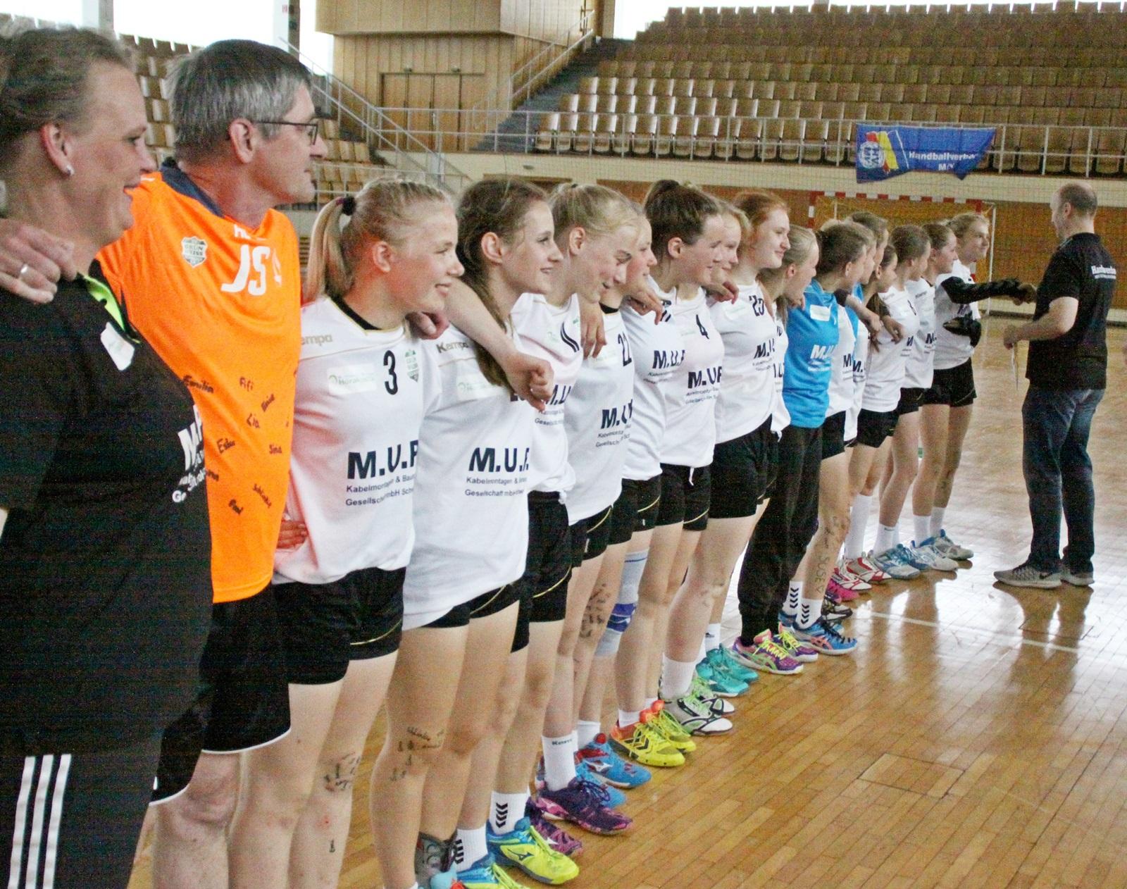 Ehrung_Sieger_Wismar-Cup_2016_SV_GW_Schwerin