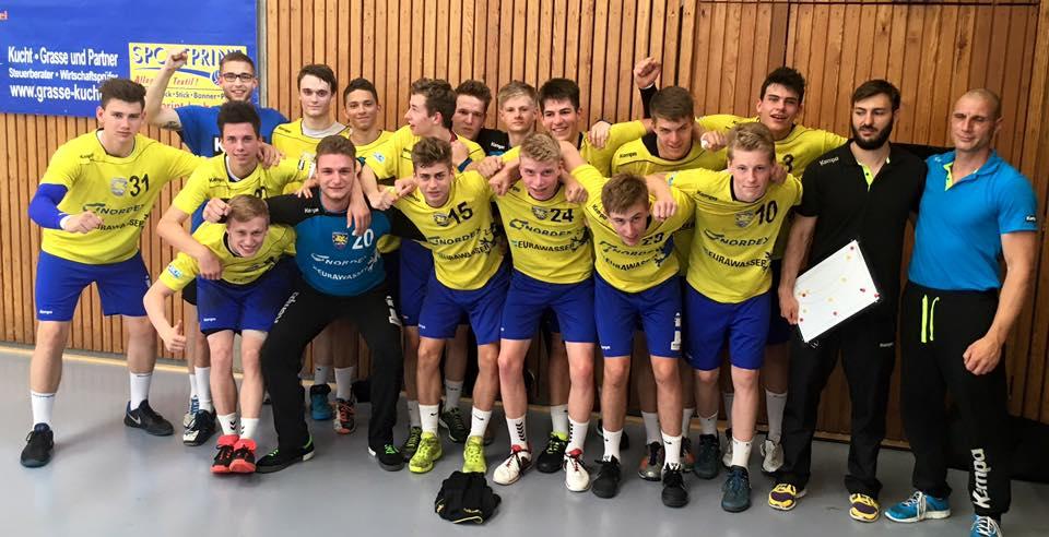A Jugend von Empor Rostock schafft es erneut in die
